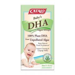 CATALO 嬰兒藻油DHA活腦補眼滴劑 30毫升 CATALO3109