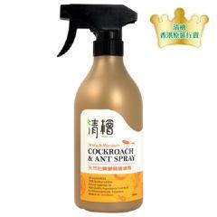 清檜 - 天然防蟑螂螞蟻噴劑 500ml 314-86-00018-1