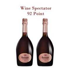 Ruinart - Champagne Rose NV 2支裝 3185370303320