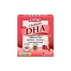 Catalo 兒童DHA活腦IQ葉黃素配方 100粒 (50粒x2) catalo3196