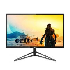 Philips - 32 inch 4K Ultra HD HDR 600 Monitor with Built-in DTS stereo speakers 326M6VJRMB 326M6VJRMB