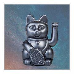 Donkey - Lucky Cat waving Mertails ast. (Metal Grey) 330440