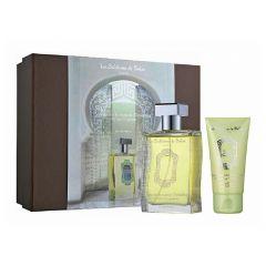 La Sultane De Saba Eau De Parfum Gift Set- Ginger Green Tea 3700448602077