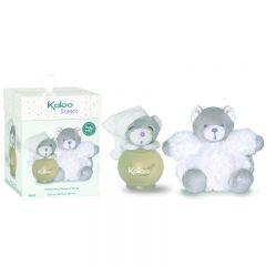 3760048931717 Kaloo - Maxi Fluffy Set + Scented Water - 95ml (Dragée)