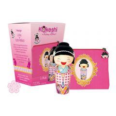 Kokeshi by VA EDT Set 50ml + Beauty Bag Lotus 3760048934978