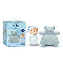 3760048935715 Kaloo + Teddy Bear Night Light Set - 100 ml (Blue)