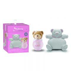 3760048935722 Kaloo - Kaloo Teddy Bear Night Light Set - 95 ml (Lilirose)