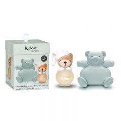 3760048935739 Kaloo + Teddy Bear Night Light Set - 100 ml (Dragée)