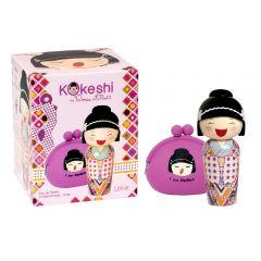 Kokeshi by VA EDT Set - 50ml+Purse Lotus 3760048936279