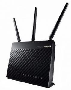 ASUS4G-AC68U無線數據路由器