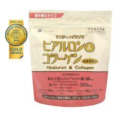 優之源®透明質酸及膠原蛋白粉(補充裝)