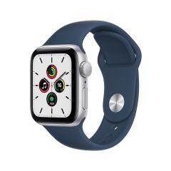Apple Watch SE GPS 40毫米 鋁金屬錶殼;運動錶帶 (2021版本) AWSE2021GPS40