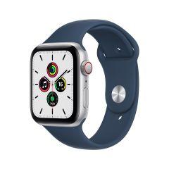 Apple Watch SE GPS + 流動網絡 44毫米 金屬錶殼;運動錶帶 (2021版本) AWSE2021GC44