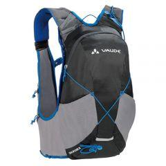 Vaude 跑步背心 Trail Spacer 8L - 灰黑色 4052285735241