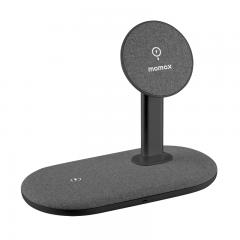 Momoax Q.Mag Dual 二合一磁吸桌面無線充