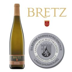 Bretz Riseling Spatlese 2015 Germany 4260224990365-1