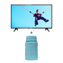 Philips - 43吋全高清超薄LED智能電視 43PFD5773 送 GIF-316 燜燒罐 (送完即止) (不包免費安裝)