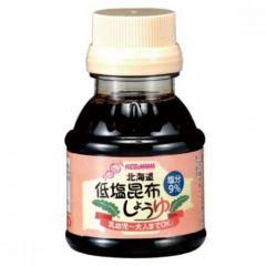 KIDS&MAMA - 北海道低鹽分海帶醬油 100ml