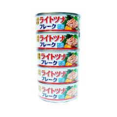 情熱價格 鰹魚薄切魚片5罐裝 (平行進口貨品) 4549777400065