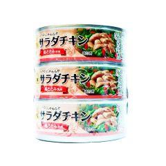 情熱價格 雞肉沙拉3罐裝 (平行進口貨品) 4549777400140