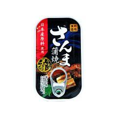 情熱價格 罐頭蒲焼秋刀魚 (平行進口貨品) 4549777400157