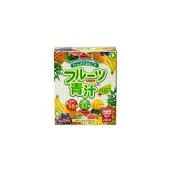 JAPAN GALS - FRUITS + ENZYME GREEN JUICE 3G X 24 BAGS 4560121431979