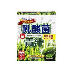 JAPAN GALS - LACTIC ACID BACTERIA IN GREEN JUICE 3GX24BAGS 4560121432051