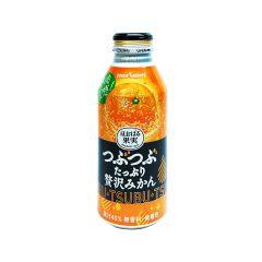 札幌 滿滿果粒 奢華蜜柑 400克 (1支 / 6支 / 24支) (平行進口貨品) PKSAPO_ORGJUICE_ALL