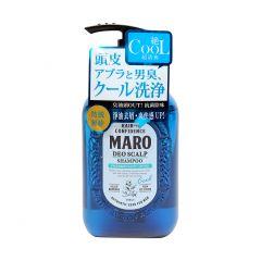 MARO - COOL除臭淨油防脫洗頭水(無矽配方) 4582469490944