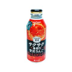 POKKA SAPPORO ZEITAKU FRUIT SAPPLE JUICE 400G (1 Bottle/ 6 Bottles/ 24 Bottles) (Parallel Import) PKSAPO_APLJUICE_ALL