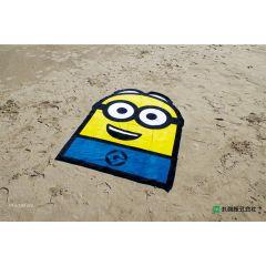 Marushin - Minion Beach Towel 4805014600