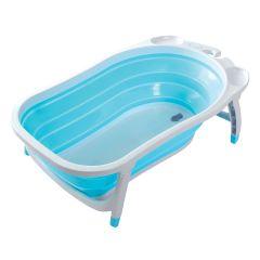 Karibu 可折疊式浴盆 藍色4891236933103-B