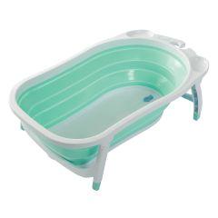 Karibu 可折疊式浴盆 湖水綠色4891236933103-G
