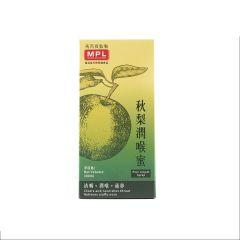 馬百良 - 秋梨潤喉蜜 300毫升