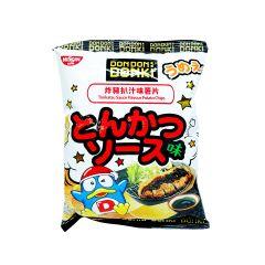 日清炸豬扒汁味薯片 (平行進口貨品) 4897053640910