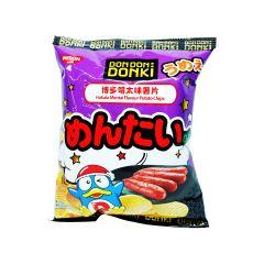 日清明太味薯片 (平行進口貨品) 4897053640927