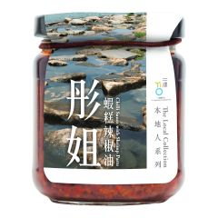 Yi O Agricultural - Chilli Sauce with Shrimp Paste 4897099800040