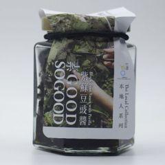 Yi O Agricultural - Black Bean Sauce with Perilla 4897099800057