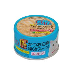 CIAO - (11 YRS) SOFT SKIPJACK (6 CANS / 24 CANS) 4901133061622