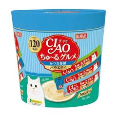 CIAO Chu-ru Type - Bonito 14g x120's SC-212 4901133718786