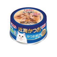 KINKAI SKIPJACK BONITO FLAKES (6 CANS / 24 CANS) 4901133865930