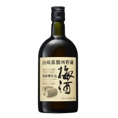 YAMAZAKI - DISTILLERY RESERVE SUNTORY UMESHU 660ML 4901777151420