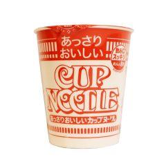 日清 - 合味道杯麵-亞薩里醬油 57克(1件 / 3件) (平行進口貨品)