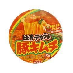日清 - 大盛豚肉泡菜拉麵101克(1件 / 3件) (平行進口貨品)