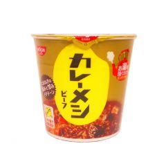 日清 - 咖哩洋蔥牛肉飯 107克(1件 / 3件) (平行進口貨品)