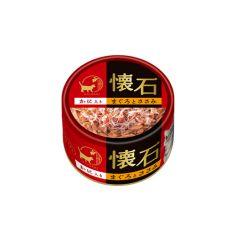 NISSHIN PET - KAISEKI TUNA & CHCIKEN & CRABMEAT STICK (6 CANS / 24 CANS) 4902162015204