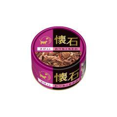 NISSHIN PET - KAISEKI TUNA & BONITO FLAKES & SALMON 4902162015228