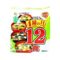 情熱價格 即沖綜合味噌湯 (平行進口貨品) 4902401508351