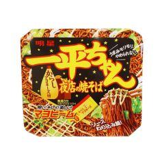 明星 - 一平安夜店日式炒麵 135克(1件 / 2件) (平行進口貨品)