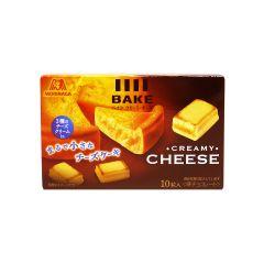森永 Bake-迷你幼滑芝士曲奇 38克 (1件/5件) (平行進口貨品) MORGA_CHEESE_ALL